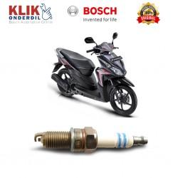 Bosch Busi Sepeda Motor Honda Vario 110 UHR3CC - u/ Motor Matic Merk yang Bagus dg Harga Murah