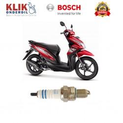 Bosch Busi Sepeda Motor Hoda Beat UR5DC (1 Pcs) - Busi Motor Kuat & Tahan Lama dg Harga Murah