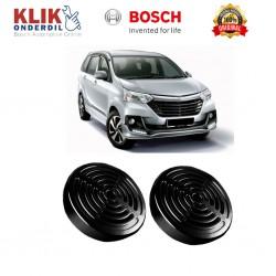 Bosch Klakson Mobil Toyota APV Europe Grill Disc Black 12V - Set - Black - (0320223910)