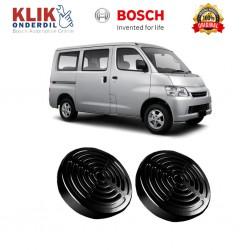 Bosch Klakson Mobil Nissan Grand Livina Europa Grill Disc Black 12V - Set - Black - (0320223910)