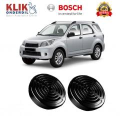 Bosch Klakson Mobil Toyota Rush Europa Grill Disc Black 12V - Set - Black - (0320223910)