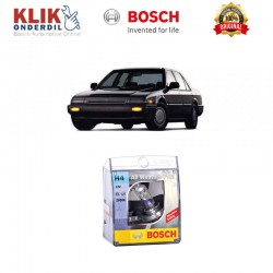 Bosch Sepasang Lampu Mobil Honda Accord 88 Low Beam All Weather Plus H4 12V 60/55W P43t (2 Pcs/Set) - 1987304030