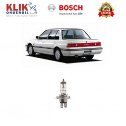 Bosch Lampu Mobil Honda Grand Civic Low Beam Standard Car H4 12V 60W/55W P43t (1 Pcs) - 0986AL1513 - 1 Buah