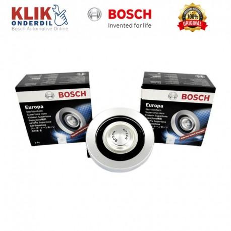 Bosch Klakson Europa Horn SIlver - Klakson Mobil Terbaik dg Harga Murah