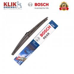 "Bosch Rear Wiper Kaca Belakang Mobil Rock Lock 2 12 "" H307 - 1 Buah - Jual Wiper Kaca Belakang Mobil Kuat Bagus Harga Murah"