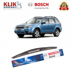 "Bosch Rear Wiper Kaca Belakang Mobil Subaru Forester Rock Lock 3 14"" H354 - 1 Buah - Tidak Cepat Macet Jual dg Harga Murah"