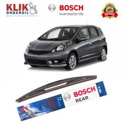 """Bosch Rear Wiper Kaca Belakang Mobil Honda Fit Rock Lock 3 12"""" H306 - 1 Buah - Tahan Lama dg Harga Murah"""