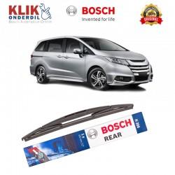 """Bosch Rear Wiper Kaca Belakang Mobil Honda Odyssey Rock Lock 3 12"""" H306 - 1 Buah - Tahan Lama dg Harga Murah"""
