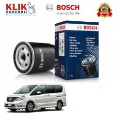BOSCH Filter Oli Mobil Nissan Serena (0986AF1014) - di Jual dg Harga Murah