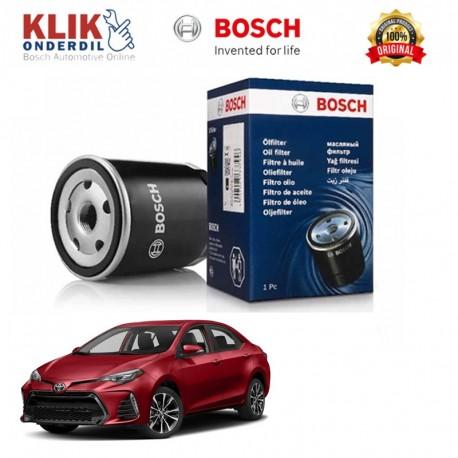 BOSCH Filter Oli Nissan Grand Livina, Xtrail, Serena, Juke (0986AF1014)