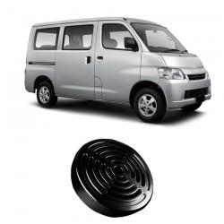 Bosch Klakson Mobil Daihatsu Gran Max Europa Grill Disc Black 12V - Set - Black - (0320223910)