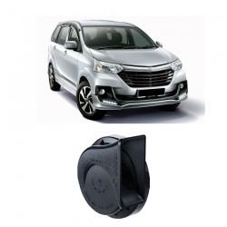 Bosch Klakson Mobil Toyota Avanza H3F Digital Fanfare (Keong) Black 12V - Set - Hitam (0986AH0601)
