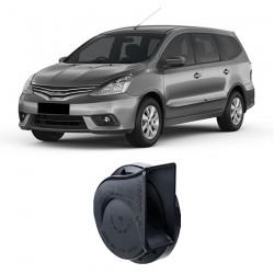 Bosch Klakson Mobil Nissan Grand Livina H3F Digital Fanfare (Keong) Black 12V - Set - Hitam (0986AH0601)