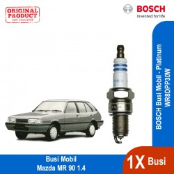 Bosch Busi Platinum Mobil Mazda MR 90 1.4 WR8DPP30W - 1 Buah - 0242230599