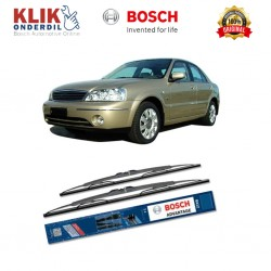 "Bosch Sepasang Wiper Kaca Mobil Ford Lynx Advantage 20"" & 18"" - 2 Buah/Set - Harga Wiper Murah Merk Terbaik"