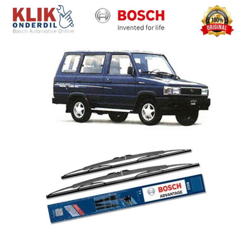 Bosch Sepasang Wiper Kaca Mobil Toyota Kijang Super Advantage 16 16 2 Buah Set