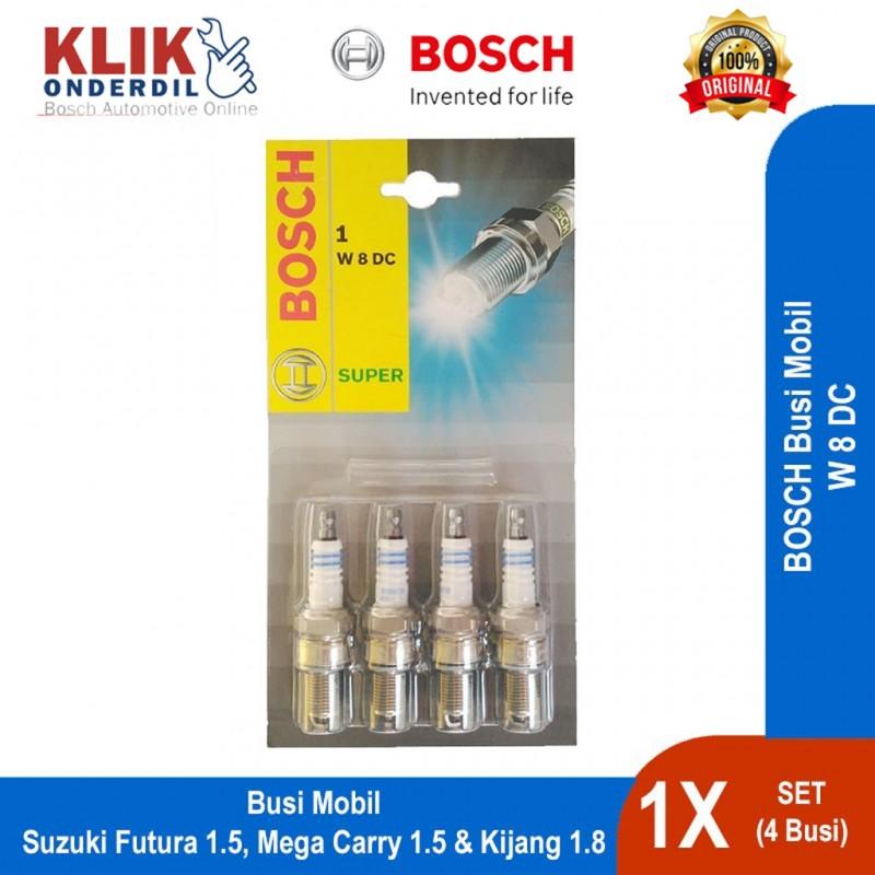 Bosch Busi Mobil W8dc Set 4 Busi U Suzuki Futura Mega Carry Toyota Kijang 1 8 Cc Dg Harga Murah