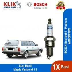 Bosch Busi Platinum Mobil Mazda Vantrend 1.4 WR8DPP30W - 1 Buah - 0242230599