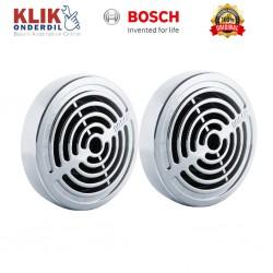 Bosch Klakson Europe Ring Disc Black 12V Set - Harga Klakson Mobil Murah yg Bagus dg Bunyi Nyaring & Keras