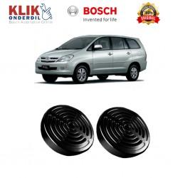 Bosch Klakson Mobil Toyota Kijang Innova Europa Grill Disc Black 12V - Set - Black - (0320223910)