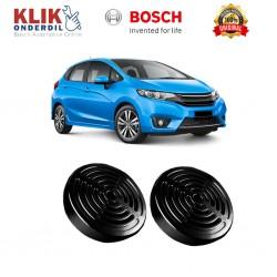 Bosch Klakson Mobil Honda Jazz Europa Grill Disc Black 12V - Set - Black - (0320223910)