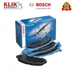 Bosch Kampas Rem Depan u/ Mobil Ford Fiesta, Mazda 2, Suzuki Ertiga (Set) - Jual Brake Pad Mobil Harga Murah Yang Bagus