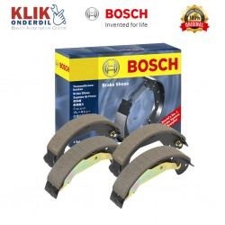 Bosch Brake Shoe Mobil Isuzu Panther (Set, Kiri & Kanan) 0192 - Jual Kampas Rem Belakang Mobil dg Harga Murah Merk Terbaik