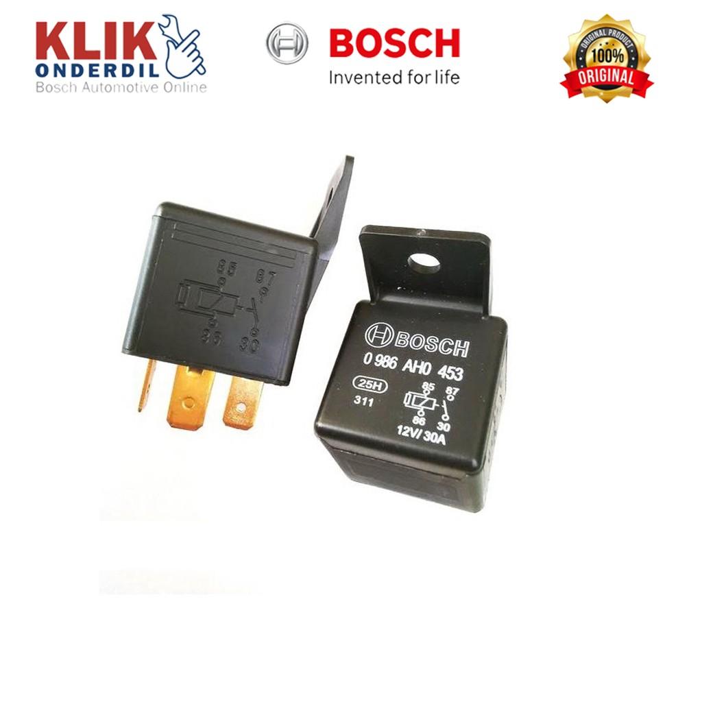 Bosch Mini Relay 12 V 4 Pin 1 Pcs Relay Mobil Yang Bagus Tidak Bermasalah Terbaik Dg Harga Murah