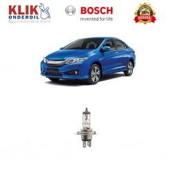Bosch Lampu Mobil Honda City Low Beam Standard Car H4 12V 60W/55W P43t (1 Pcs) - 0986AL1513 - 1 Buah
