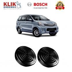 Bosch Klakson Mobil Daihatsu Xenia Europa Grill Disc Black 12V - Set - Black - (0320223910)