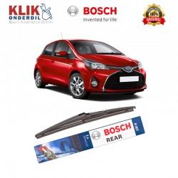 "Bosch Rear Wiper Kaca Belakang Mobil Toyota Yaris Rock Lock 2 12 "" H307 - 1 Buah - Wiper Mobil Kuat Bagus Harga Murah"