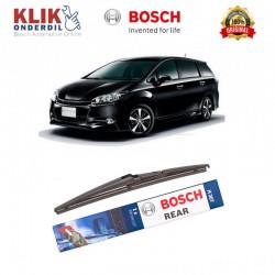 "Bosch Rear Wiper Kaca Belakang Mobil Toyota Wish Rock Lock 2 12 "" H307 - 1 Buah - Wiper Mobil Kuat Bagus Harga Murah"