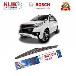 """Bosch Rear Wiper Kaca Belakang Mobil Toyota Rush Rock Lock 2 12 """" H307 - 1 Buah - Wiper Mobil Kuat Bagus Harga Murah"""
